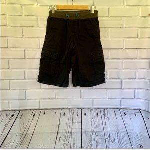 CIRCO. Black Drawstring Shorts. Size M.